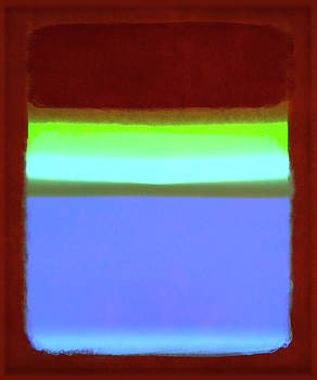After Rothko-11 by Gary Grayson