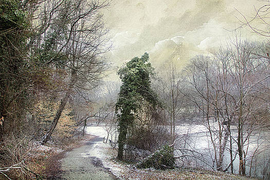 After the first Snowfall by John Rivera