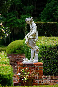 Afton Villa Garden Statue by Susan Bordelon
