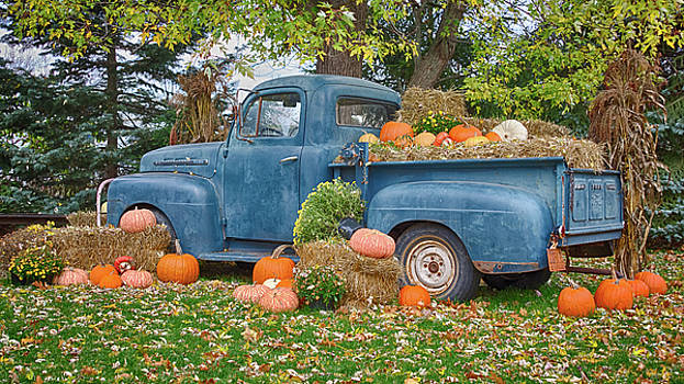 Ahh, Autumn by Guy Whiteley