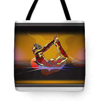Ahh Tote by Anthony Crudup