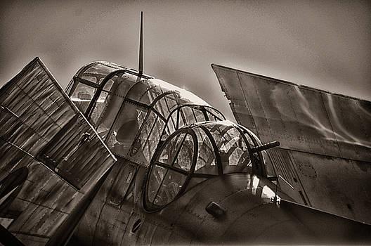 Aircraft series 3 by Bill Dutting