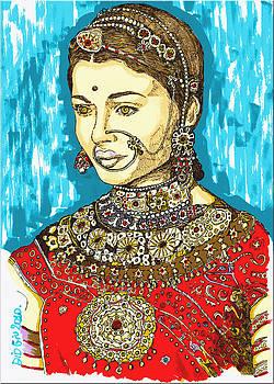 Aishwarya Rai   by Didier DidGiv