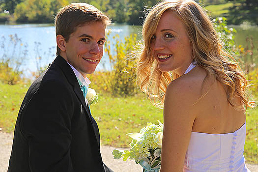 AJ and Emily by Donna Quante