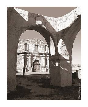 Alamo through Time by Mona Davis