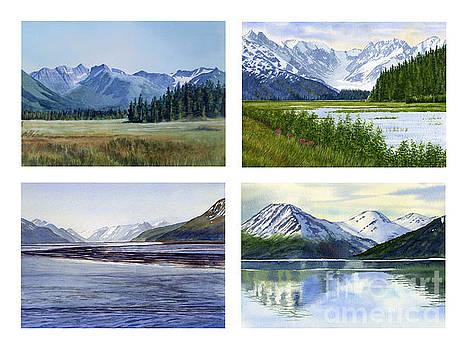 Sharon Freeman - Alaska Landscape Poster 2