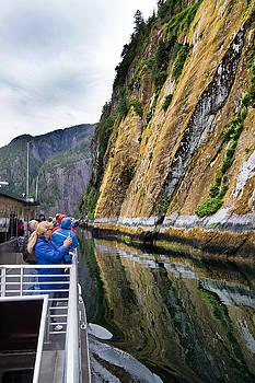 Alaskan Fjords by Farol Tomson