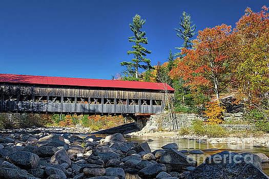 Albany Covered Bridge by John Greim