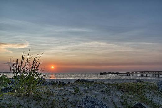 Albemarle Sunset by Gregg Southard