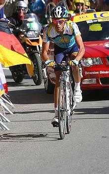 Alberto Contador - Mountain Stage by Travel Pics