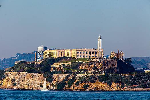 Alcatraz Island by Brian Williamson