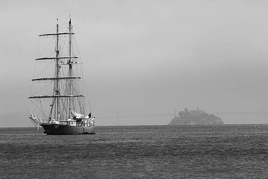 Chuck Kuhn - Alcatraz San Francisco