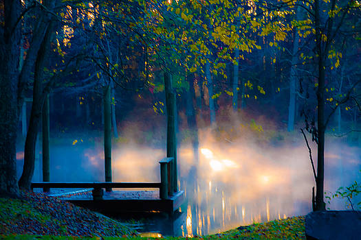 Aldred Pond by Carlee Ojeda