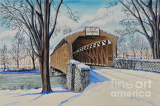 Alexander Bridge by John W Walker