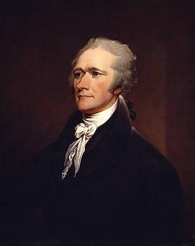 Alexander Hamilton by John Trumbull by War Is Hell Store