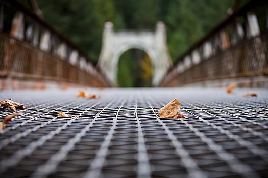 Alexandra Bridge by Windy Corduroy