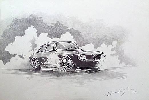 Alfa Romeo Gta  by Federico  De muro