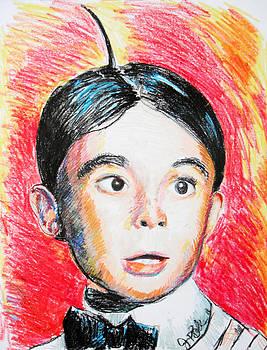 Jon Baldwin  Art - Alfalfa LIttle Rascals