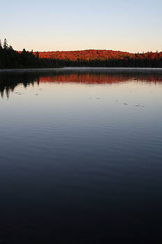 Algonquin First Light by Chris Hill
