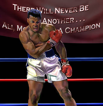 Ali - More Than A Champion by Reggie Duffie