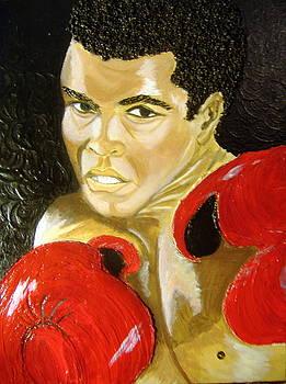 Ali- I AM THE GREATEST by Keenya  Woods