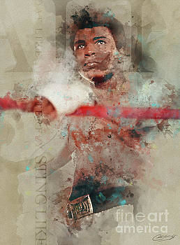 Ali The Great by Chuck Styles