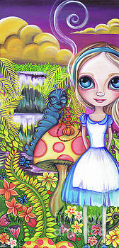 Alice and Absolem by Jaz Higgins