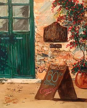 Alice's Bistro by Tim Loughner