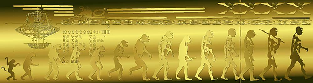Alien Evolution by Robert G Kernodle
