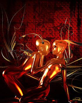Alien Love by Emma Alvarez