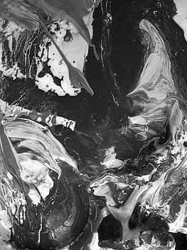 All Black by Artist Ai