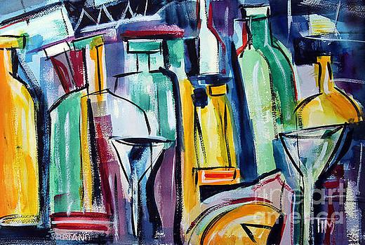 All Bottled Up by Tim Ross