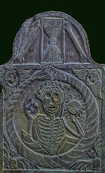 All symbolic death by Lisa Brandel