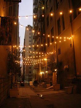 Alleyway by Sarah Vandenbusch