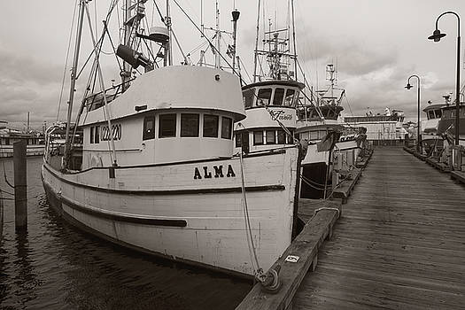Alma by Bob Stevens