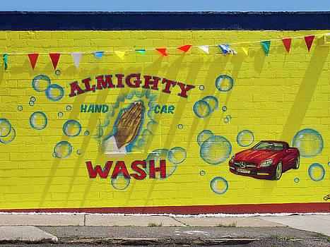 Almighty Car Wash by David Kyte