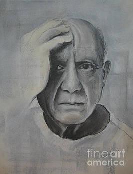Almost Picasso by Allison Ashton