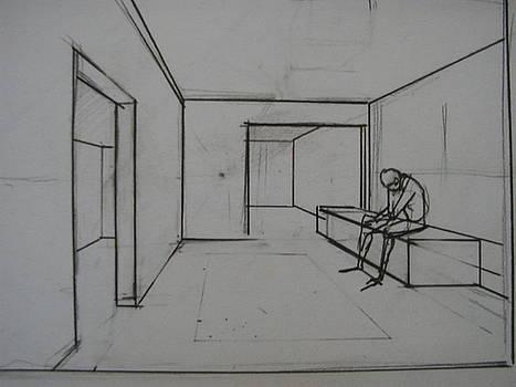 'Alone' by Paula  Heffel
