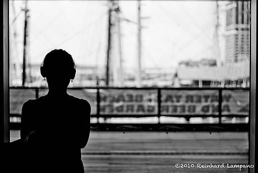 Alone. by Reinhard Lampano