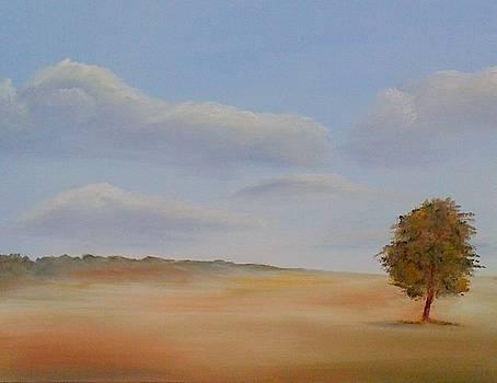 Alone by Scott Hoke