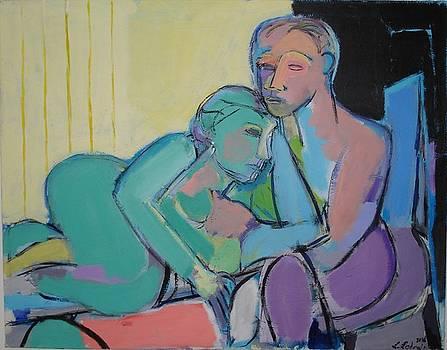 Alone together  by Lilli  Ladewig