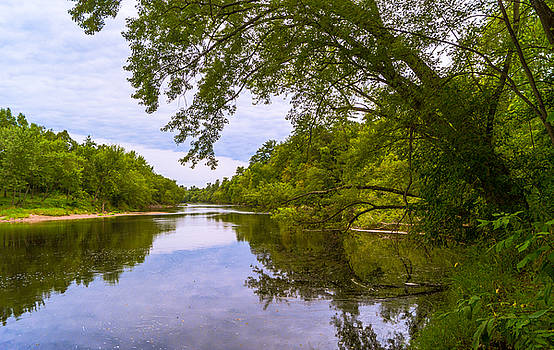 Along the Black River by Casey Stanford