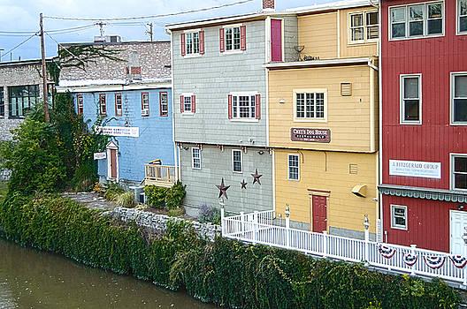 Judy Hall-Folde - Along the Erie Canal
