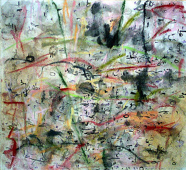 Along The Grooves by Richard Lazzara