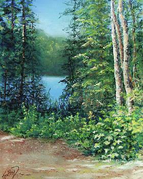 Along The Trail by Kathy Dolan