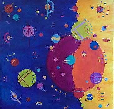 Alternate Universe by Betsy Moran