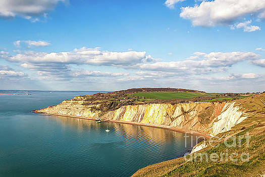 Alum Bay by English Landscapes