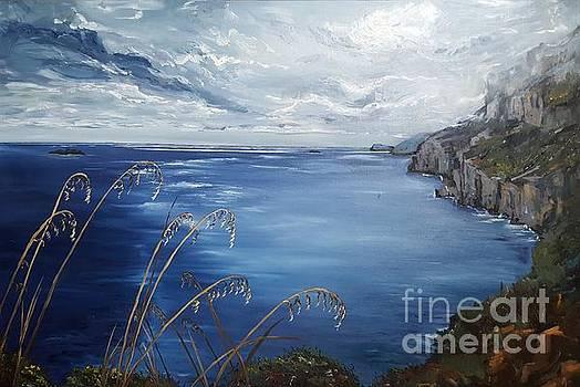 Amalfi Coast by Kateryna Kurylo