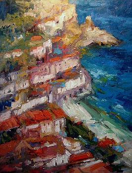 Amalfi by R W Goetting