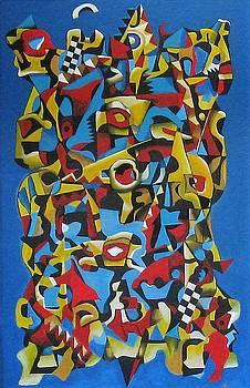 Amalgamation by Chris Boone